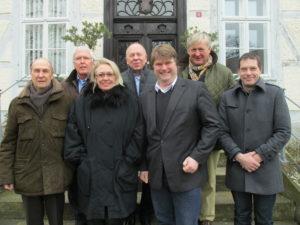 Förderkreis Vorstand und Äbtissin