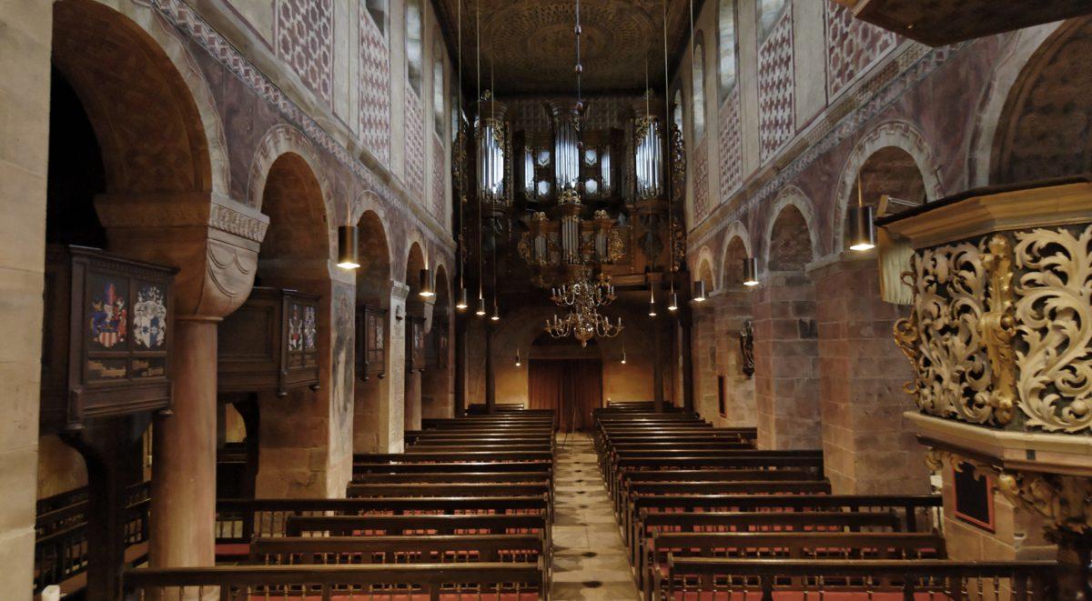 Stiftskirche, Foto privat