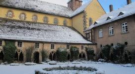 Winter im Stift ©Foto: Waltraud Menge