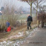 Winterarbeit, Foto:Stift Fischbeck