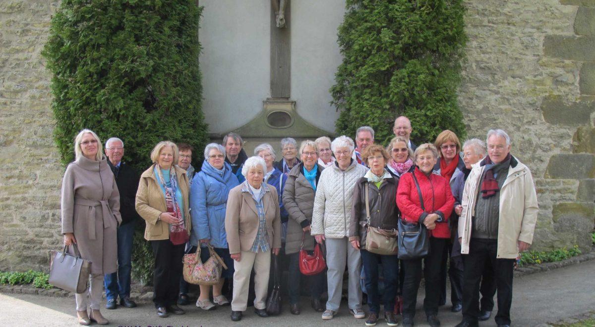 Ausflug der Ehrenamtlichen06.05.2017,©W.Menge,Stift Fischbeck