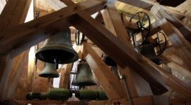 Glocken der Stiftskirche, Foto: Carola Faber