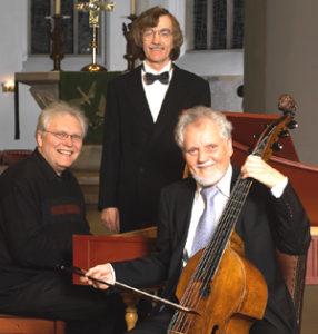 Gotthold Schwarz, Siegfried Pank, H.C. Becker-Foss, Foto privat