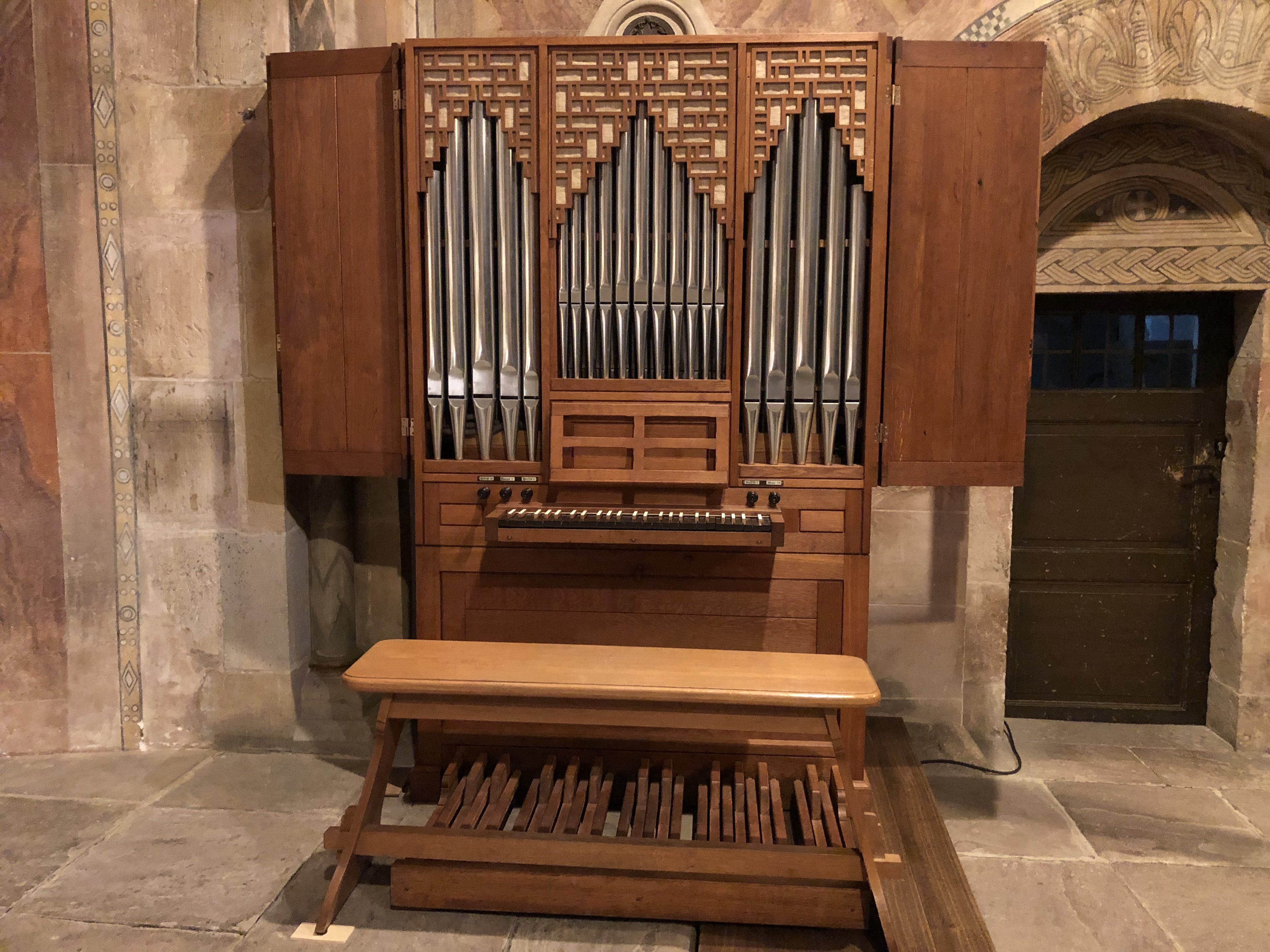 Orgel, Foto Katrin Woitack